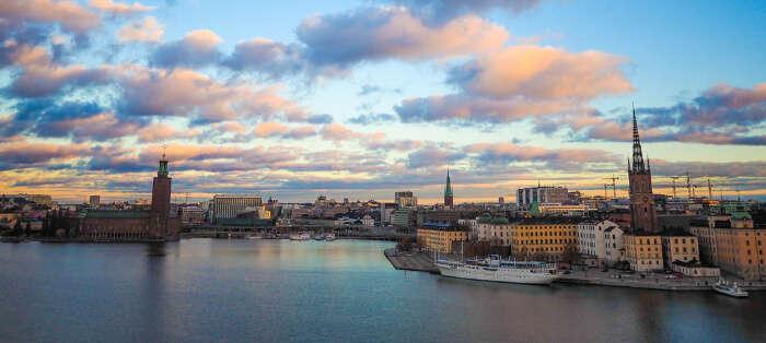 Weather In Sweden In October