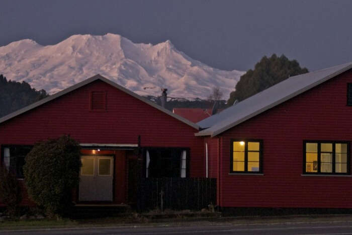 Where To Stay In Tongariro