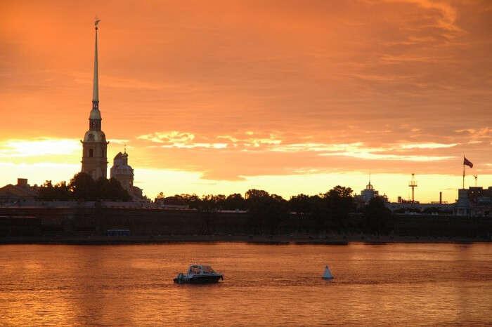 Why Visit Saint Petersburg In June
