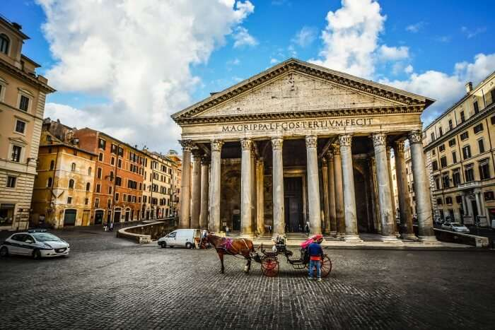 Why is Rome called the 'Eternal City