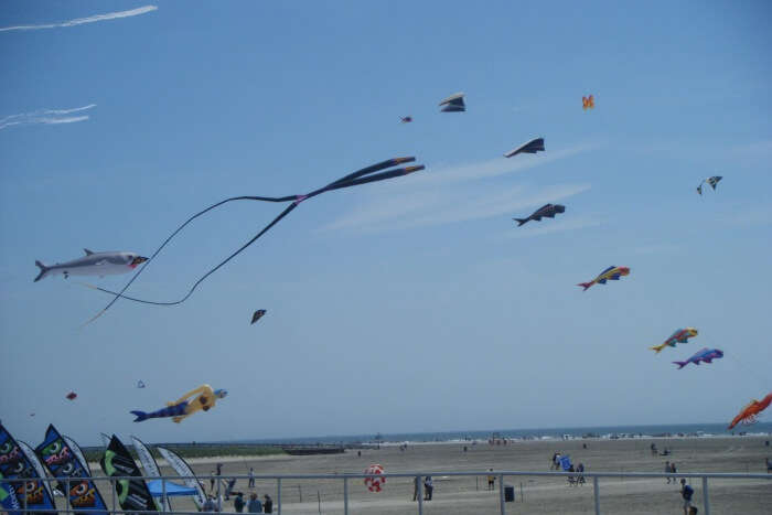 Wildwoods International Kite Festival