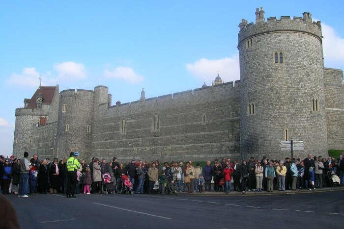 Windsor Castle Tickets & Timings