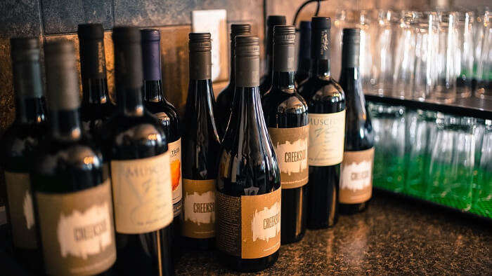 Wine in Uchisar