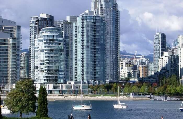 Yaletown, Vancouver, B.C.