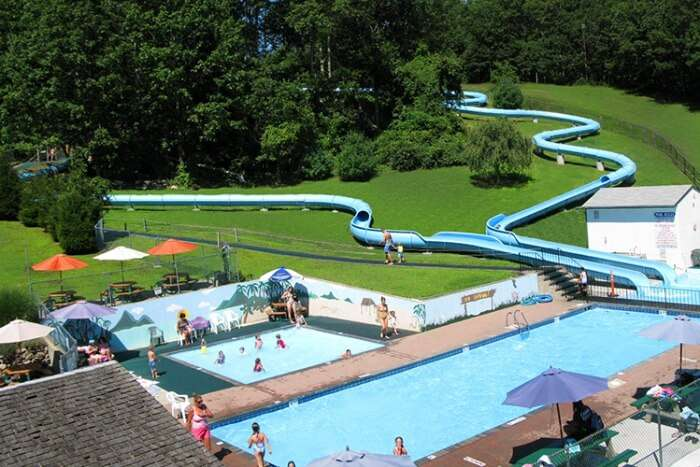 Yawgoo Valley Water Park