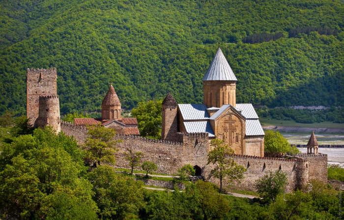 major tourist magnet in Georgia