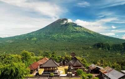 bali mountains cover