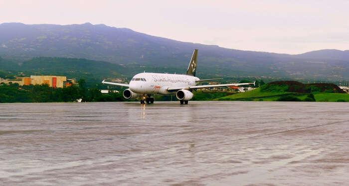 costa rica airports cover