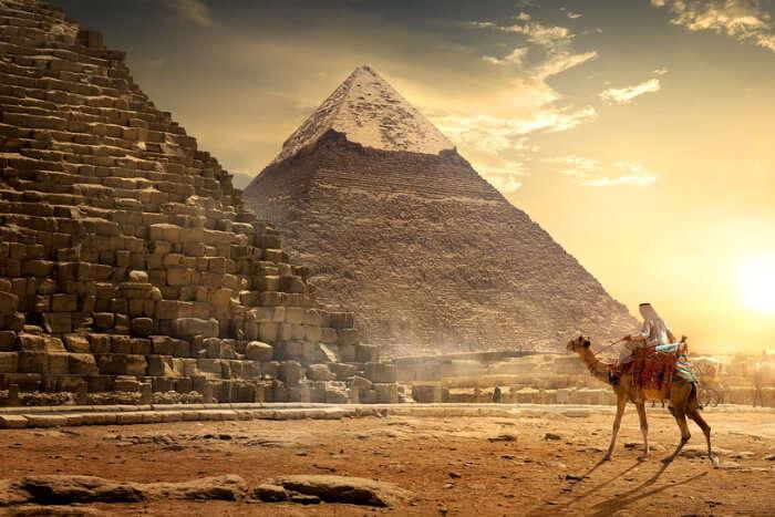 Beautiful Pyramids of Egypt