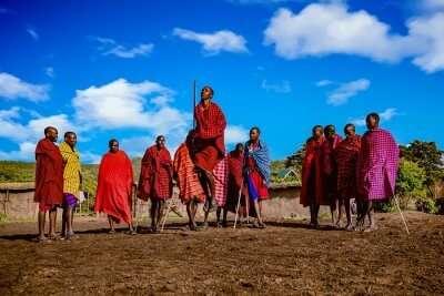 Incredible New Year in Tanzania