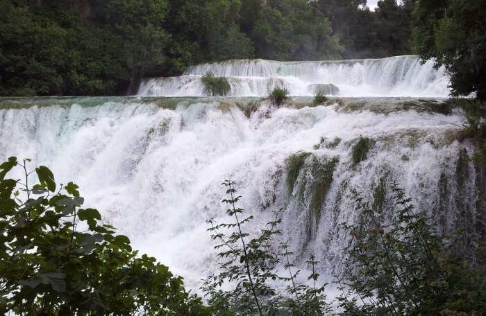 rampo falls