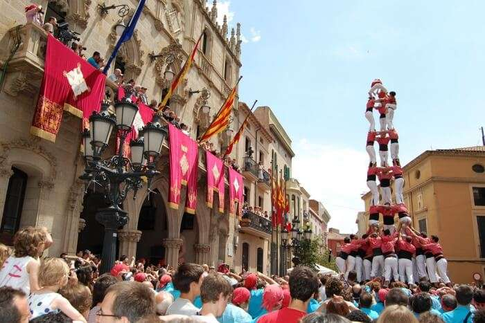 Festa de la Merce in Barcelona