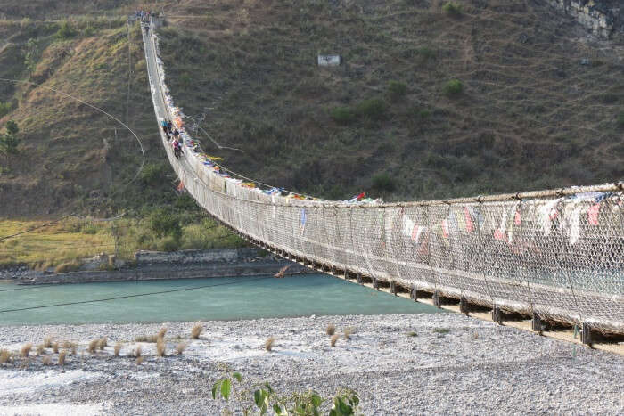 About The Punakha Suspension Bridge