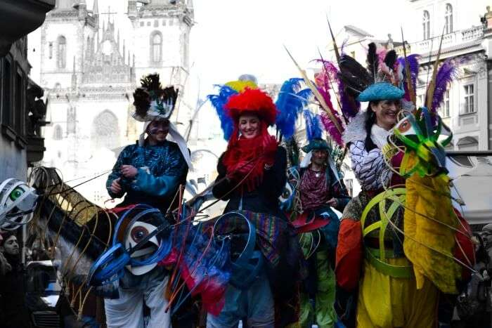 Bohemian Carnevale (Prague Carnival)