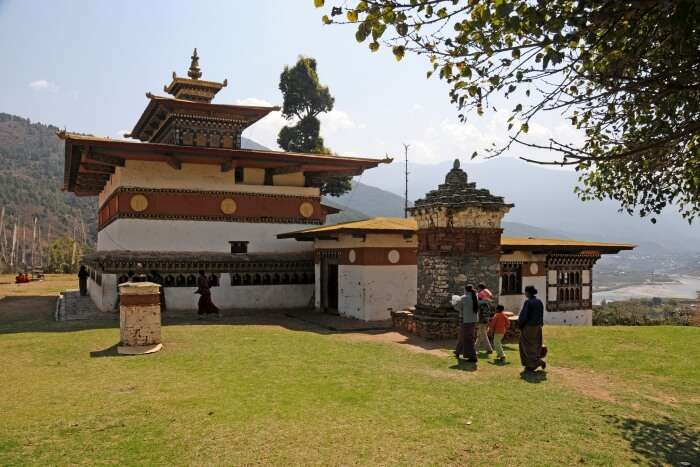Chimi Lhakhang Temple