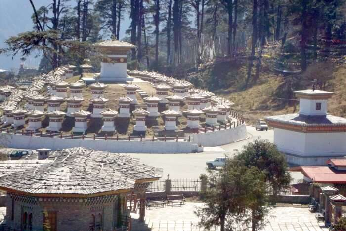 How To Get To Punakha Suspension Bridge