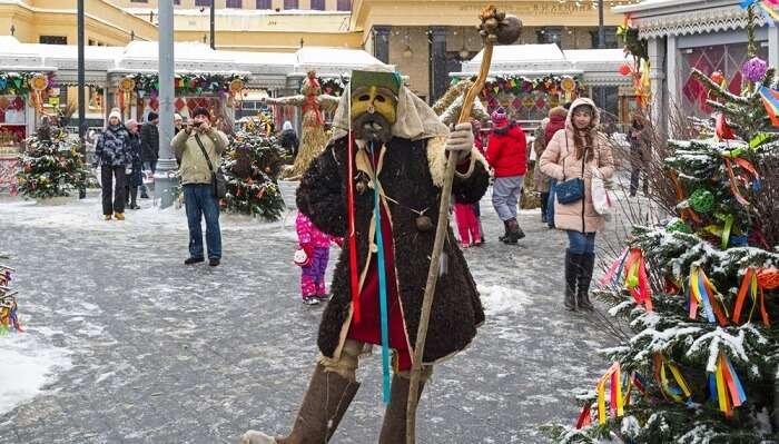 mummers festival