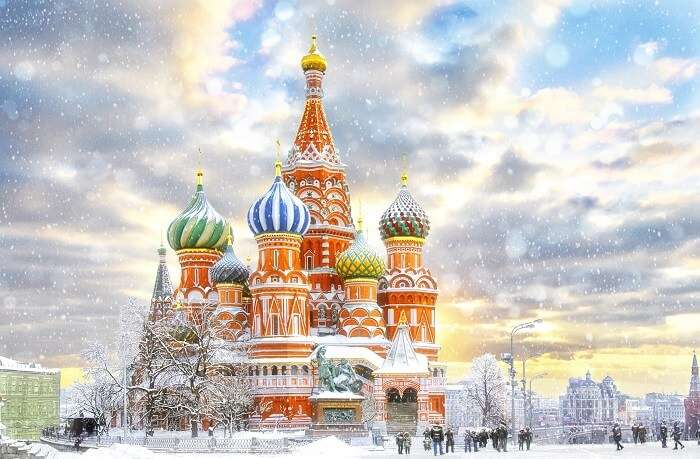Russia In January What All Places To Visit On Your Holiday