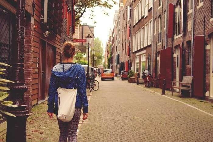 take a free strolling
