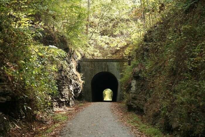 tunnel park in illinois