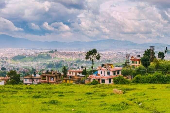Incredible Kathmandu In June