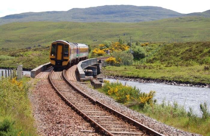 Inverness - Kyle of Lochalsh