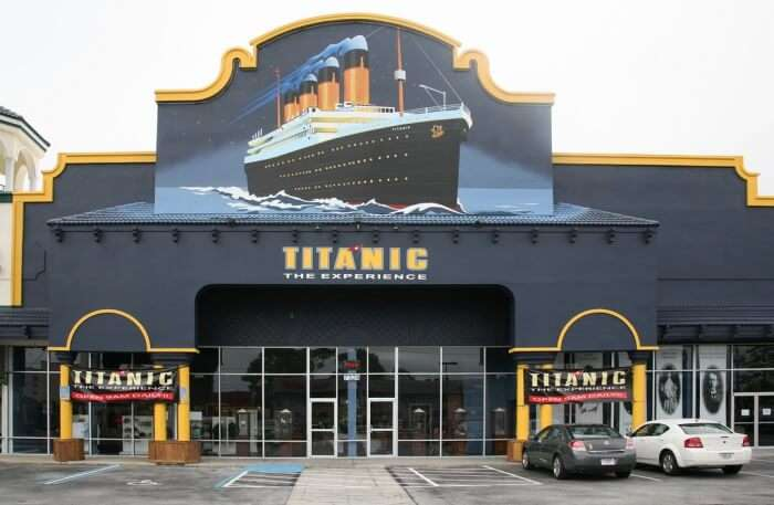 A Guided Tour Of Titanic