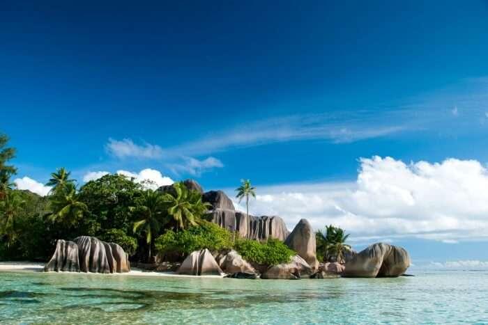 About La Digue Island