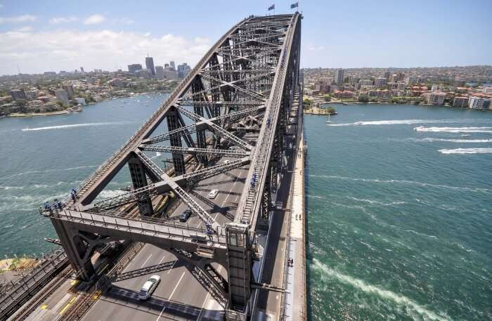 About Sydney Harbour Bridge