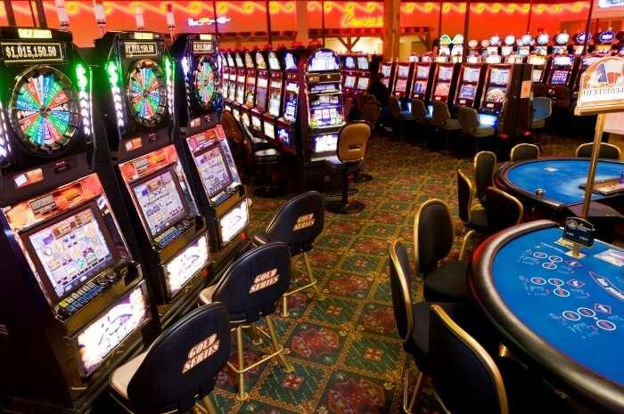Acropolis Gaming Lounge