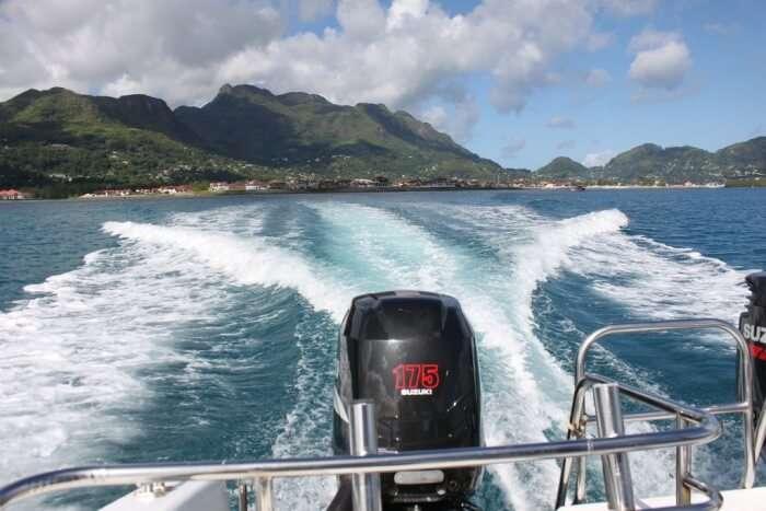 Admire corals through a Glass Bottom Boat