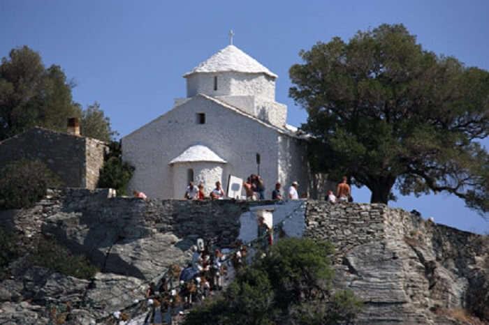 Agios Ioannis - Skopelos
