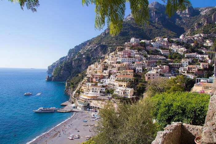 Amalfi Coast & Greek Isles