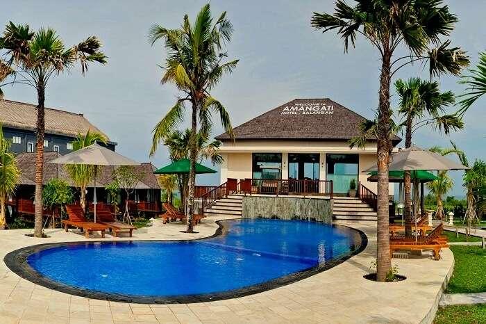 Aman Gati Bangalan Resort