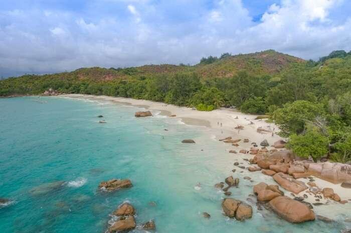 Beach Anse Lazio, Praslin Seychelles.DNG