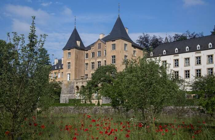 Ansembourg-Castle