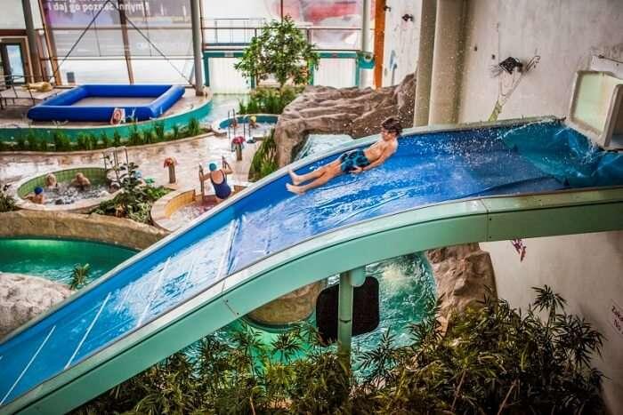 Aqua Park Wroclaw