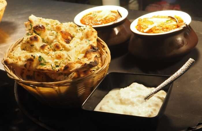 Ashoka Restaurant food