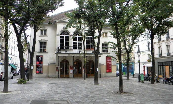 Ateliers de Montmartre in France
