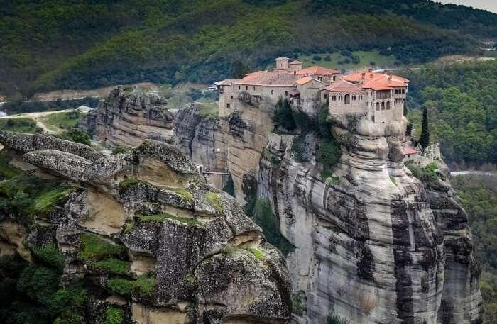 Athens to Meteora