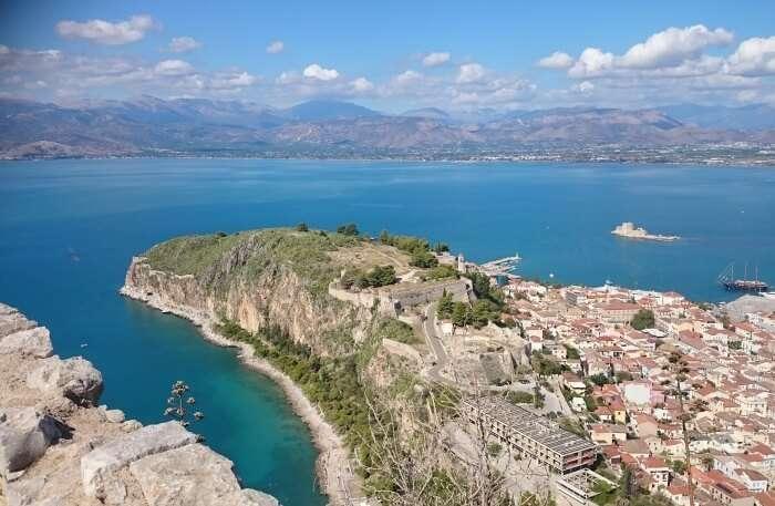 Athens to Nafplio