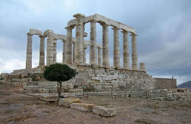 Athens to Sounio