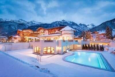 Austria resorts Cover