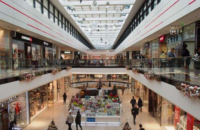 Avenue mall in makati