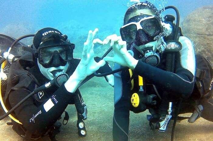 Azul Diving Center Madeira