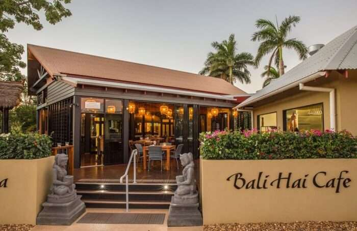 Bali Hai Cafe And Restaurant