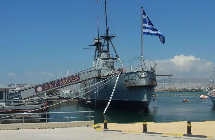Battleship view