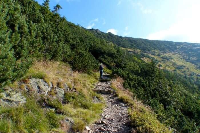 Best time for trekking in czech republic