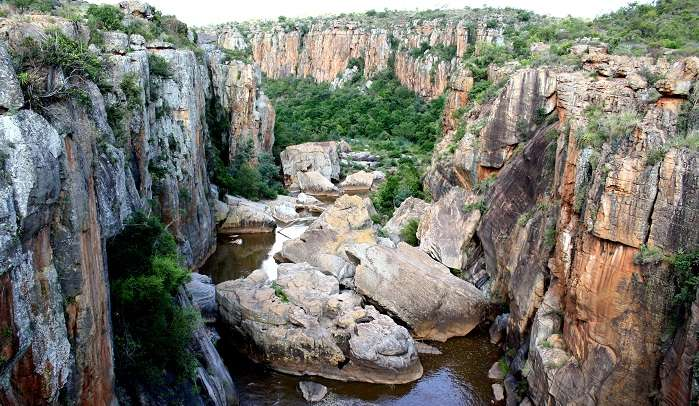 Best time to visit Blyde River Canyon Nature Reserve
