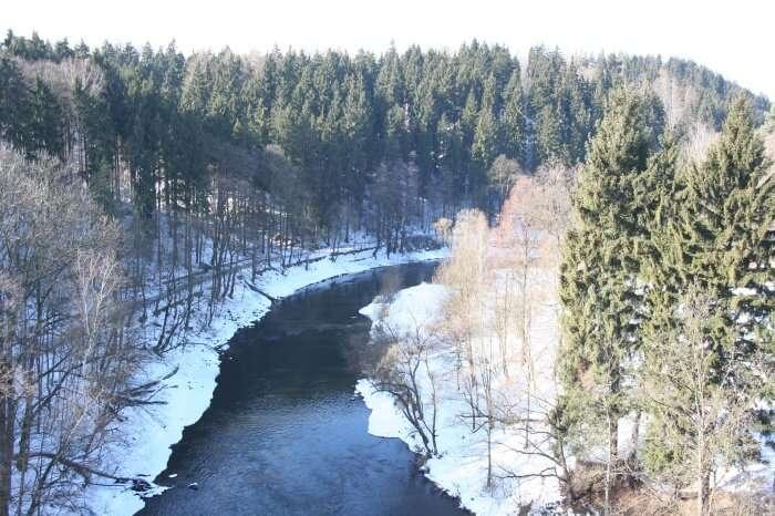 Bobr River